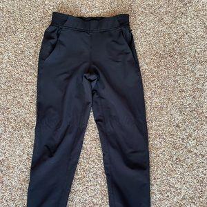Pants - lululemon black joggers